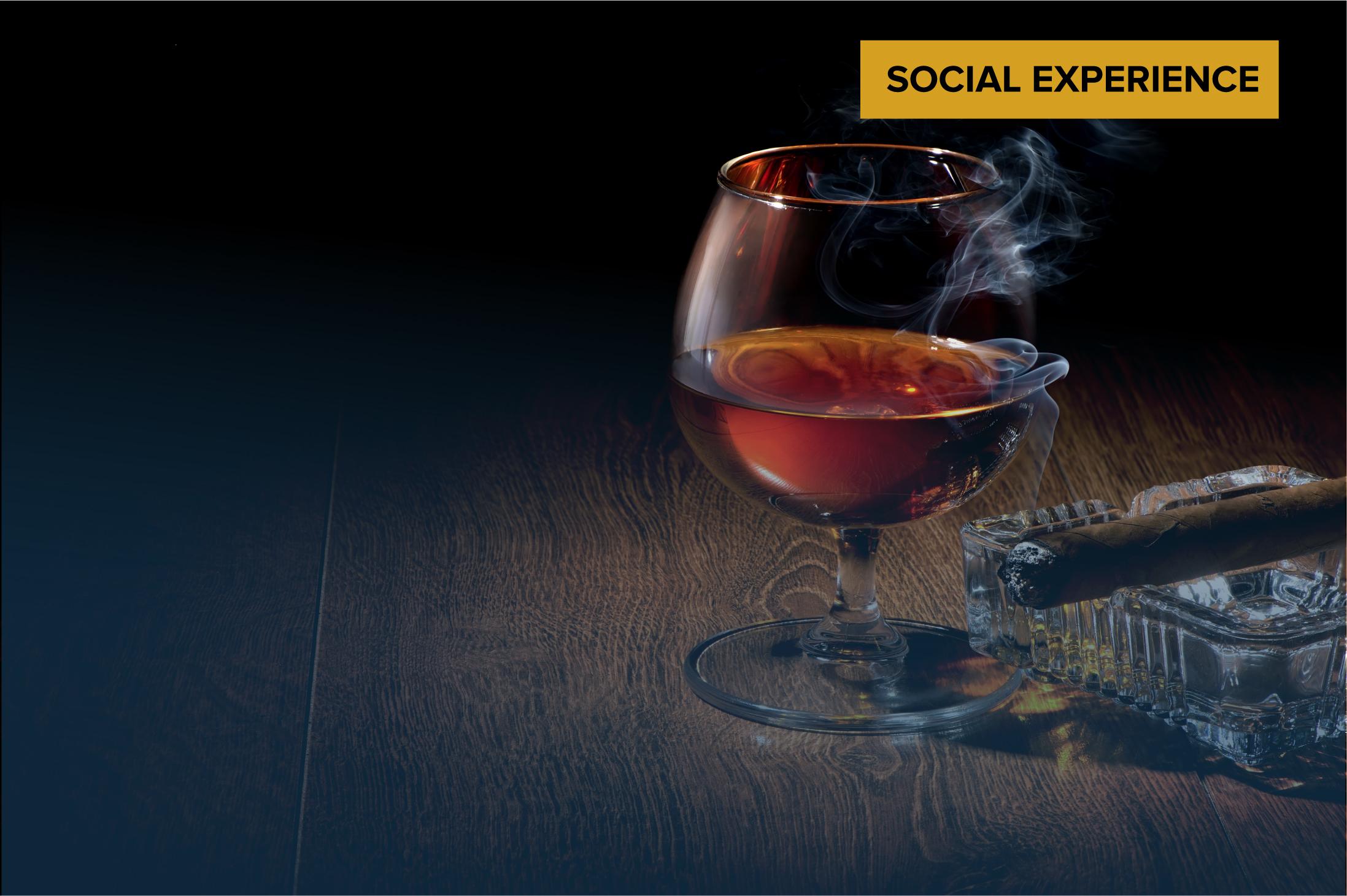 Cigar & Whiskey Masterclass