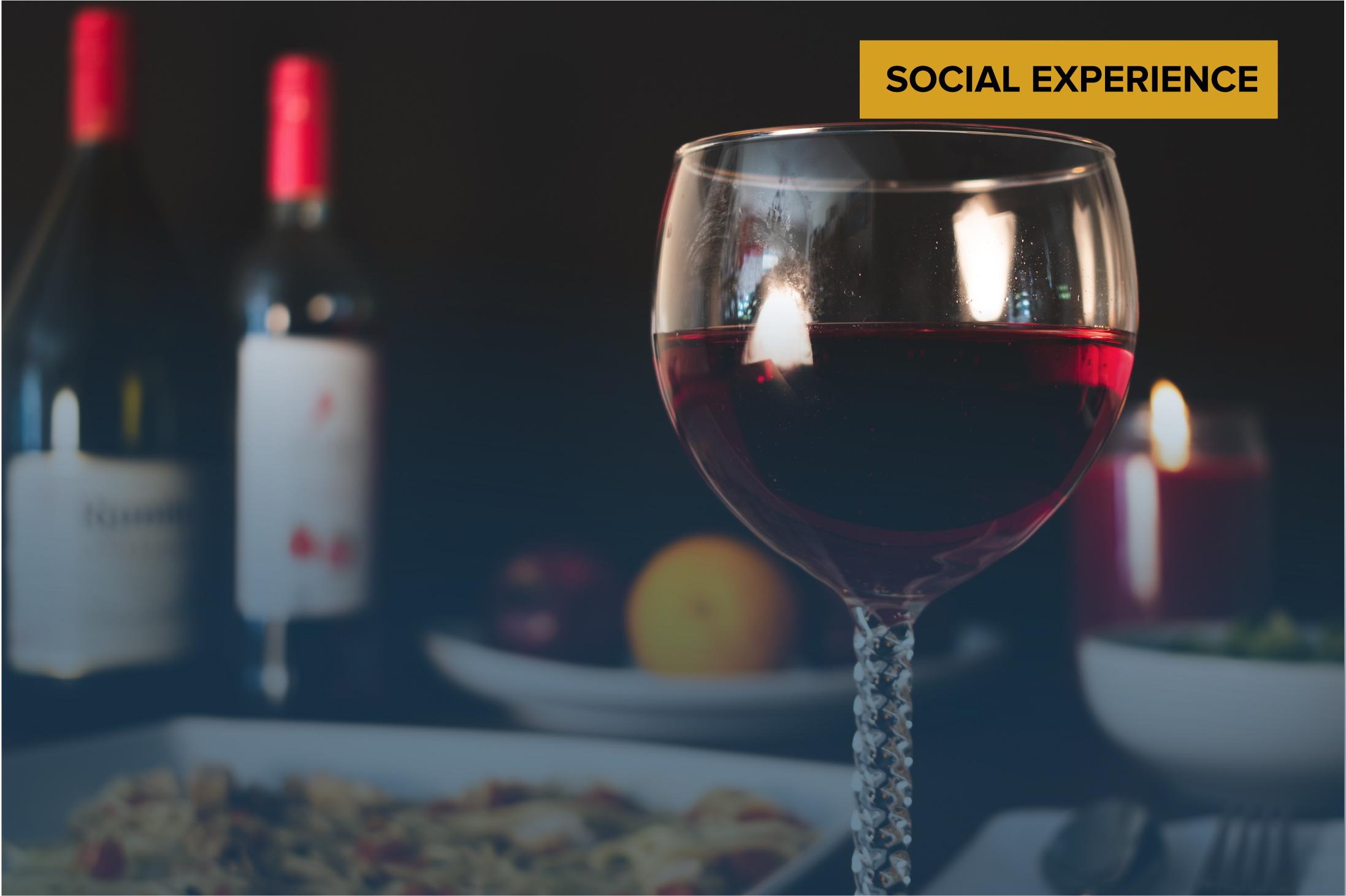 Wine Society - Food & Wine Pairing
