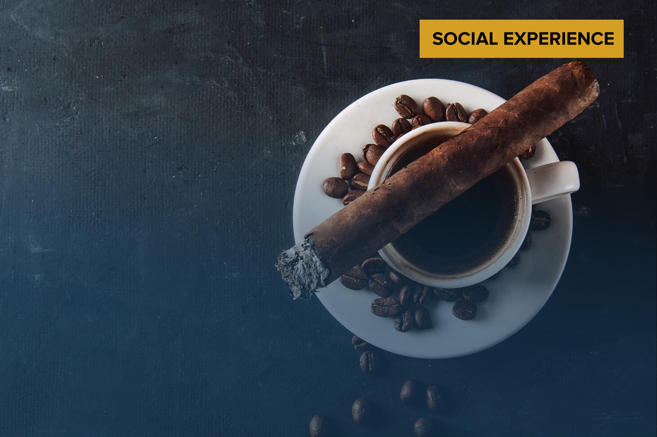 Coffee & Cigar Masterclass