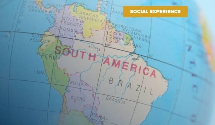 Wine Society - Mystery Tasting of South America