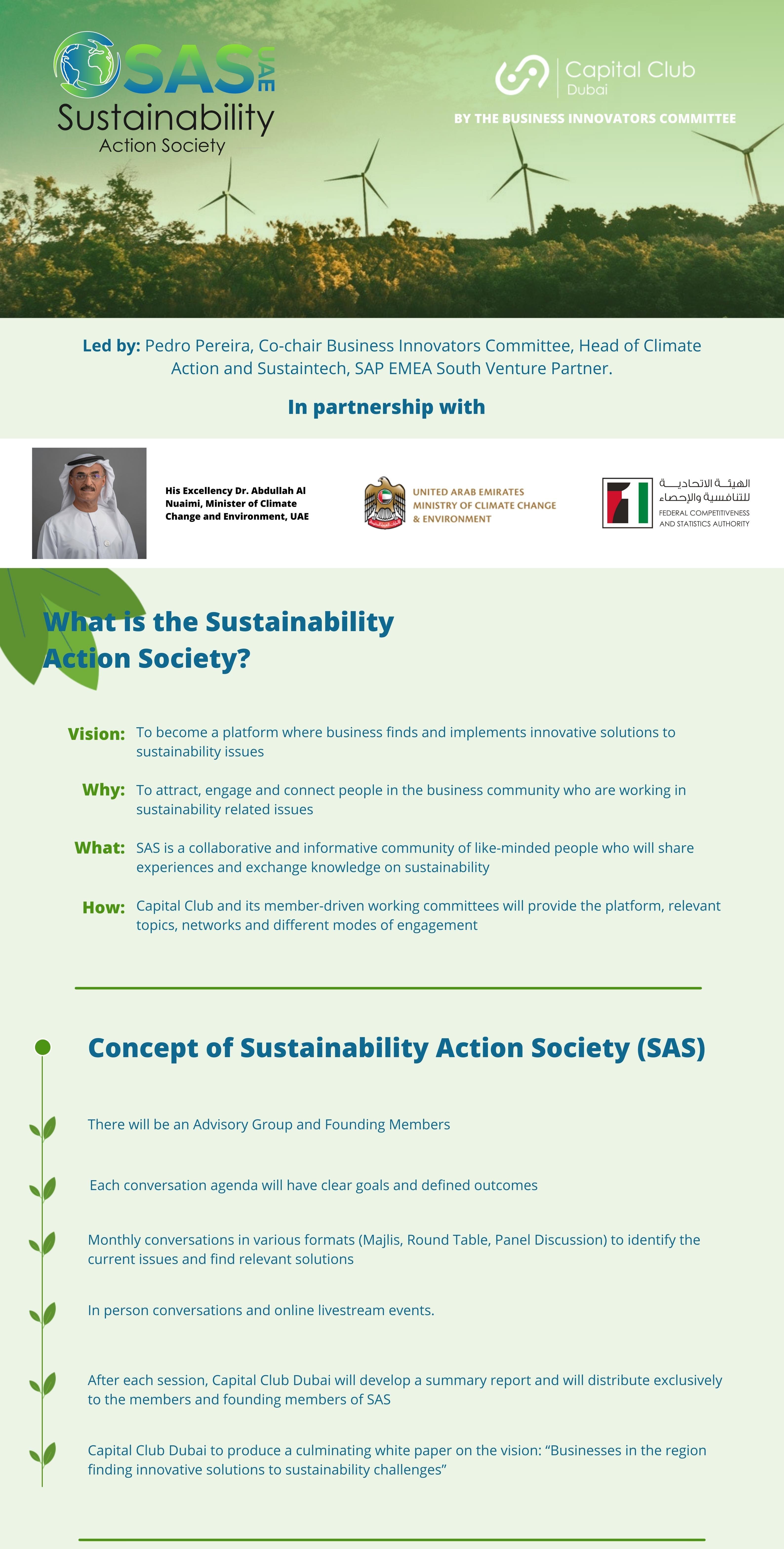 Sustainability Action Society